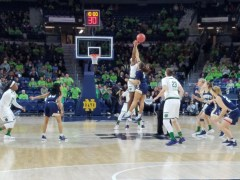 ND Women's Basketball: A Ring of Honor Induction and a Season Opener
