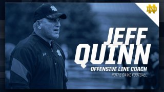 Jeff Quinn Promoted; Offseason Angst Begins