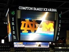 Notre Dame Hockey: A Rough Road Continues