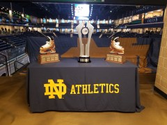 Notre Dame Hockey: A Weekend Split For The Irish