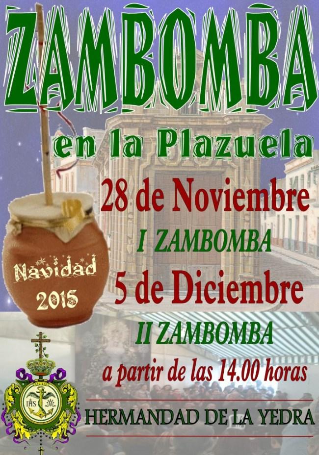zambomba 2015