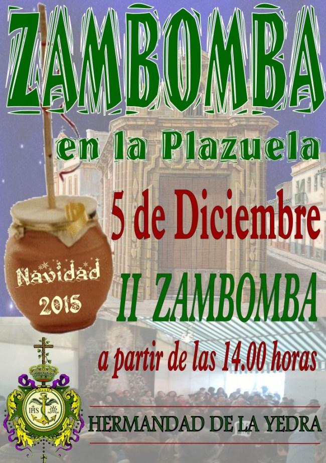 II zambomba 2015
