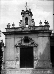 Portada capilla