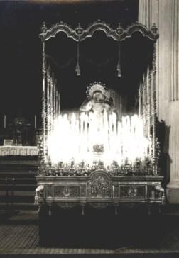 Palio 1946 Virgen Angustia 2