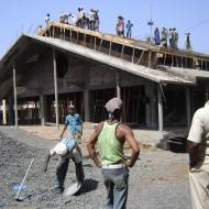 Construcción Iglesia Zaroli