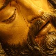 Cristo primer plano