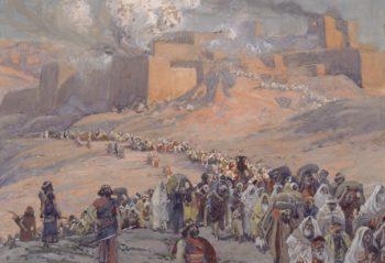 Deportación de los prisioneros (Tissot)