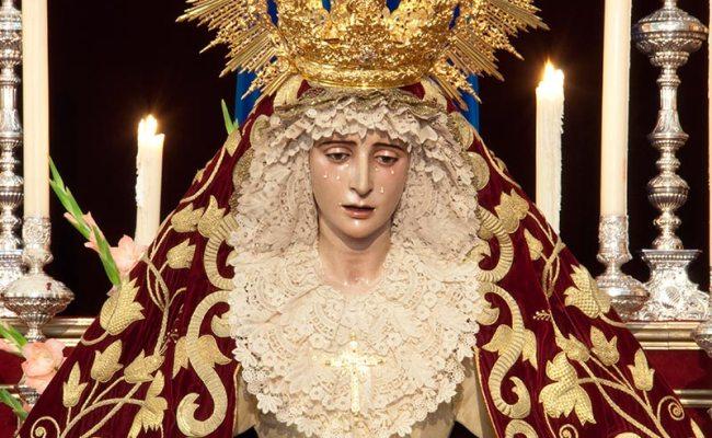 Rosario De La Aurora Virgen De Los Dolores Del Cerro