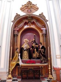Foto capilla Hdad. Salutación