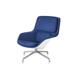 Swivel Chair Em Portugues Yoga Ball Desk Benefits Striad Product Images Lounge Seating Herman Miller Mid Back Four Star Base