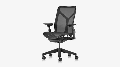 Chair Adjustments  Herman Miller