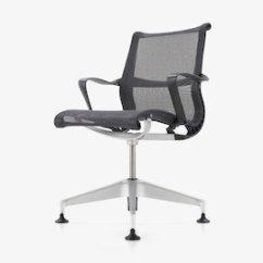 Ergonomic Chair Angle Dog Beds Adjustments Herman Miller A Setu Desk With Charcoal Frame And Mesh Upholstery Aluminum Base Floor Glides