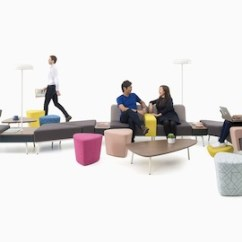 Colonial Sofa Sets India Protect Leather From Cat Herman Miller Modern Furniture For The Office And Home Employees Work Interact On A Curved Configuration Of Sabha Collaborative Seating Select To Go