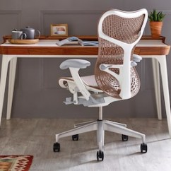 Modern White Desk Chair Yoga Poses Herman Miller - Furniture For The Office And Home