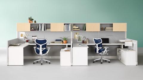 Action Office  Workstations  Herman Miller