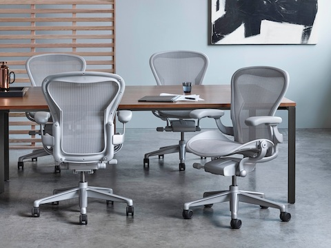 Aeron Office Chairs Herman Miller