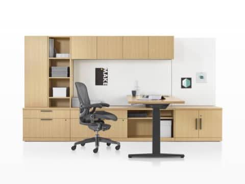 Private Office Workstations  Herman Miller