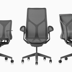 Desk Chair Herman Miller Steel Rocking Cosm  Office Chairs