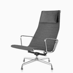 Black Eames Chair Wedding Covers Tralee Lounge And Ottoman Herman Miller Gray Aluminum Group Select To Go The Chairs Product