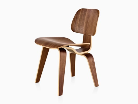 Eames Molded Plywood  Side Chair  Herman Miller