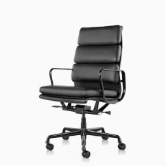 Chadwick Sofa And Two Lounge Chairs Eames Ottoman - Chair Herman Miller