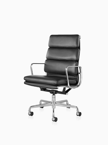 desk chair herman miller wedding covers and sashes for sale uk office chairs black eames soft pad select to go the product
