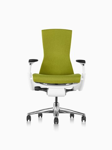 embody chair by herman miller high argos ireland office chairs green viewed from the front