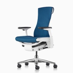 Ergonomic Chair Replacement Parts Brazilian Hammock Aeron Office Chairs Herman Miller Blue Embody Select To Go The Product Page