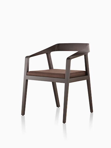 chairs images walmart folding lounge chair guest herman miller full twist with a dark wood finish select to go the