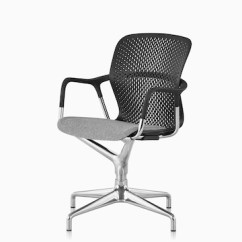 Office Side Chairs Stressless Ekornes Chair Guest Herman Miller A Black Keyn Meeting With Gray Upholstered Seat Select To Go The