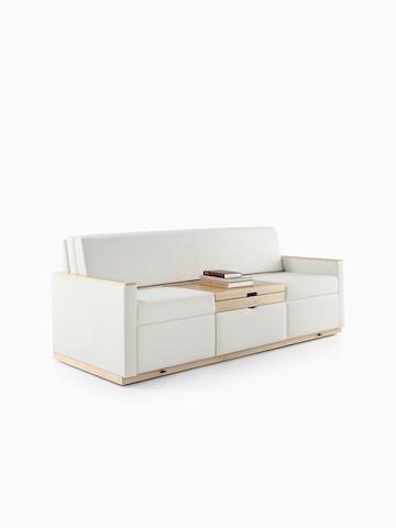hospital chairs that convert to beds wilson fisher resin wicker reclining patio chair pamona flop sofa sleeper herman miller a two seat merge for healthcare guests select go the