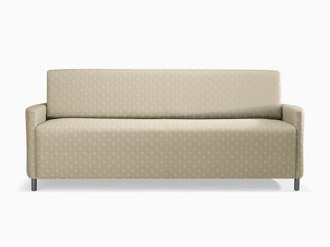 hospital sleeper chair folding lounge target pamona flop sofa herman miller a beige patterned