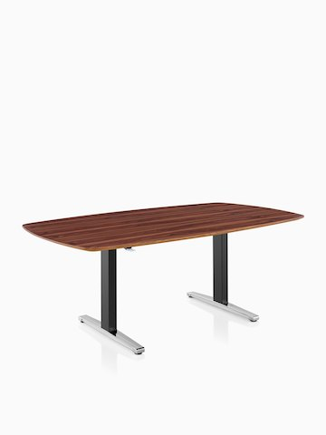 conference tables and chairs ergonomic chair qualities herman miller a rectangular renew sit to stand table