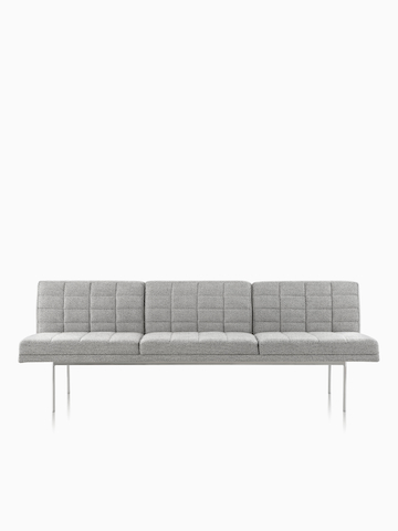 herman miller tuxedo sofa modern sectional sofas ikea bolster group lounge seating gray