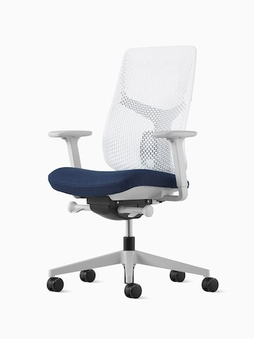 ergonomic chair angle baby bjorn bouncy age verus - office chairs herman miller