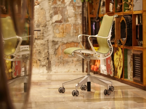 ergonomic chair for short person wooden kids chairs quicken loans - case studies herman miller
