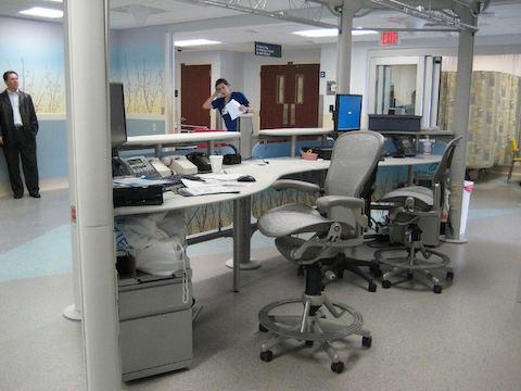 Washington Hospital Center Project ER One  Case Studies