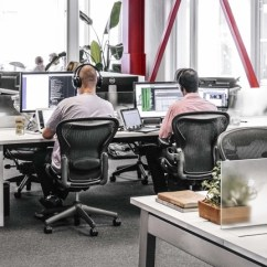Herman Miller Desk Chairs White Ceremony People-focused Contact Centers - Research
