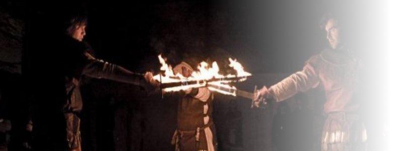 espada fuego