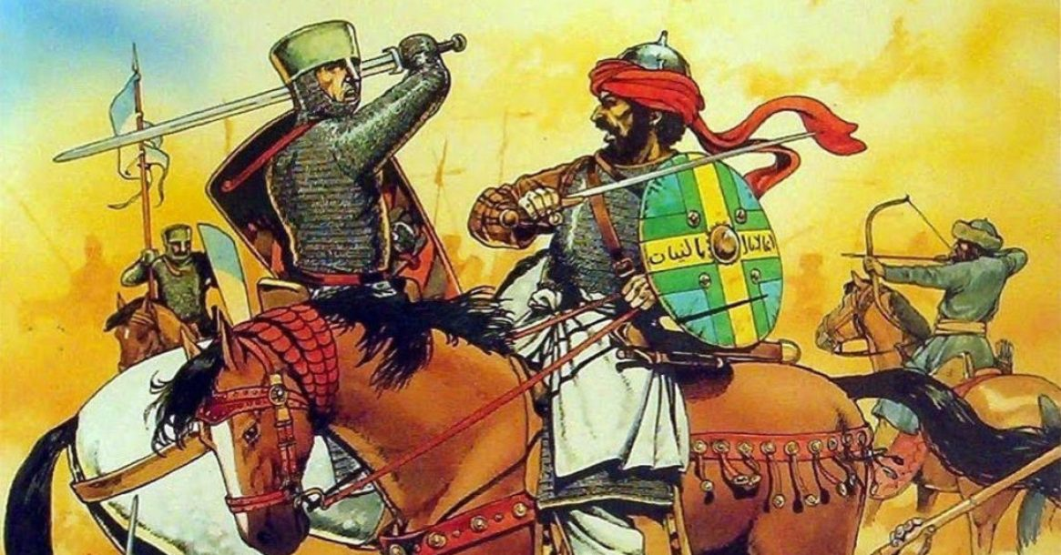 La Batalla de Simancas