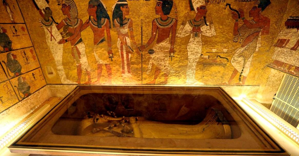 faraon-Tutankhamon