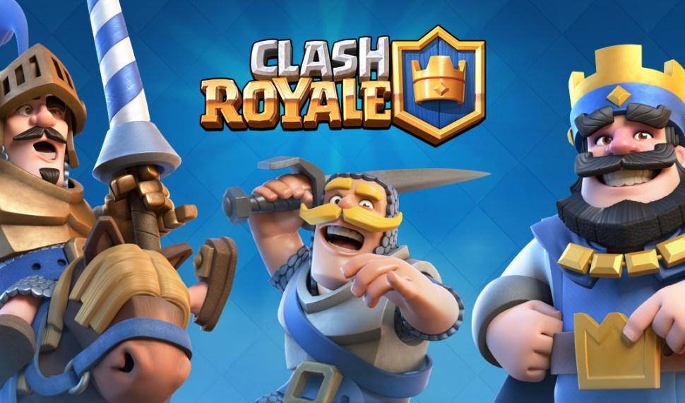 Clash Royale.. !! Ni se te ocurra tocar mi torre !!!