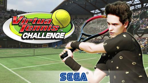 ¿Alguien para un partido de tenis? Virtua Tennis Challenge se une a la colección SEGA Forever