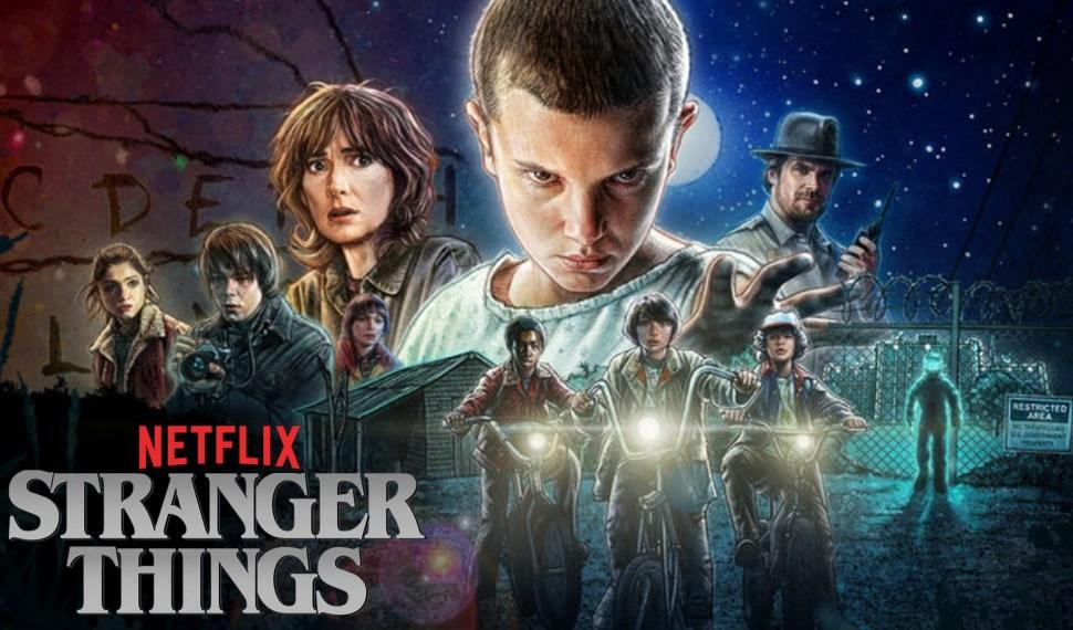 Netflix sube sus tarifas.. pero.. Hey.. !! Tenemos Stranger Things !!