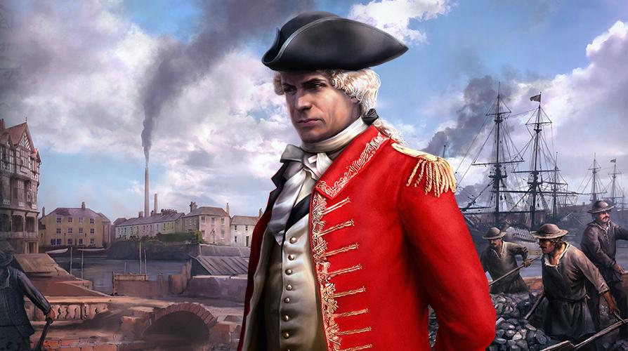 Nuevo DLC Inmersivo de Europa Universalis IV – Rule Britannia