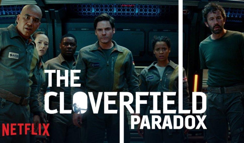 Cloverfield Paradox deja un mal sabor de boca.