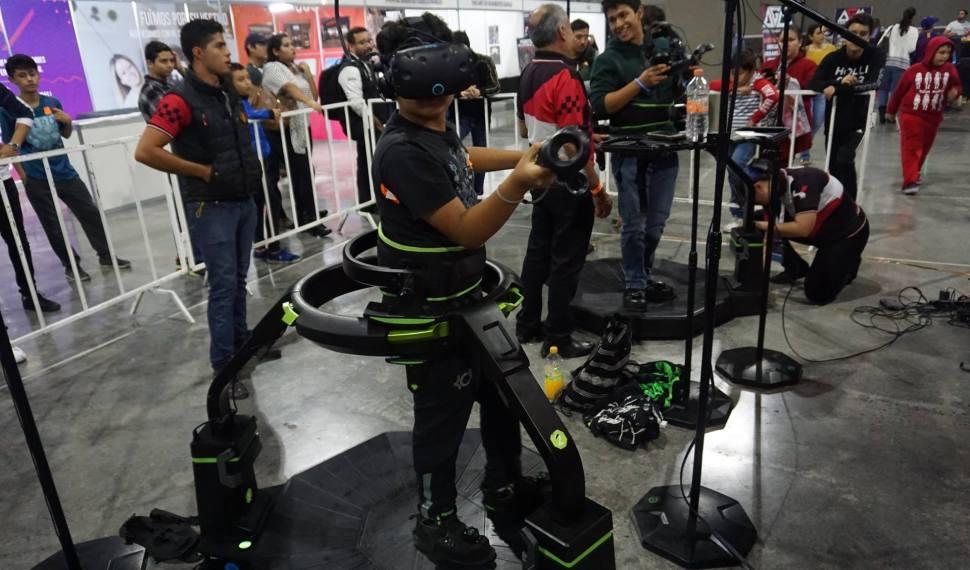 Fin de Semana de Tecnología y Videojuegos en Zona Híbrida 2018.