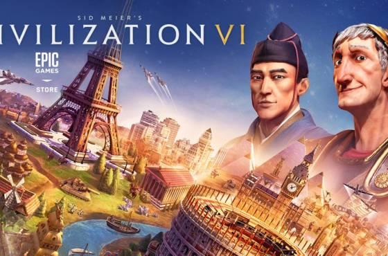 Epic Store ofrece Civilizations VI Gratis por tiempo limitado