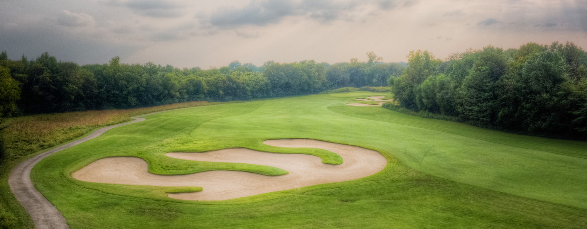 hermitage golf course voted