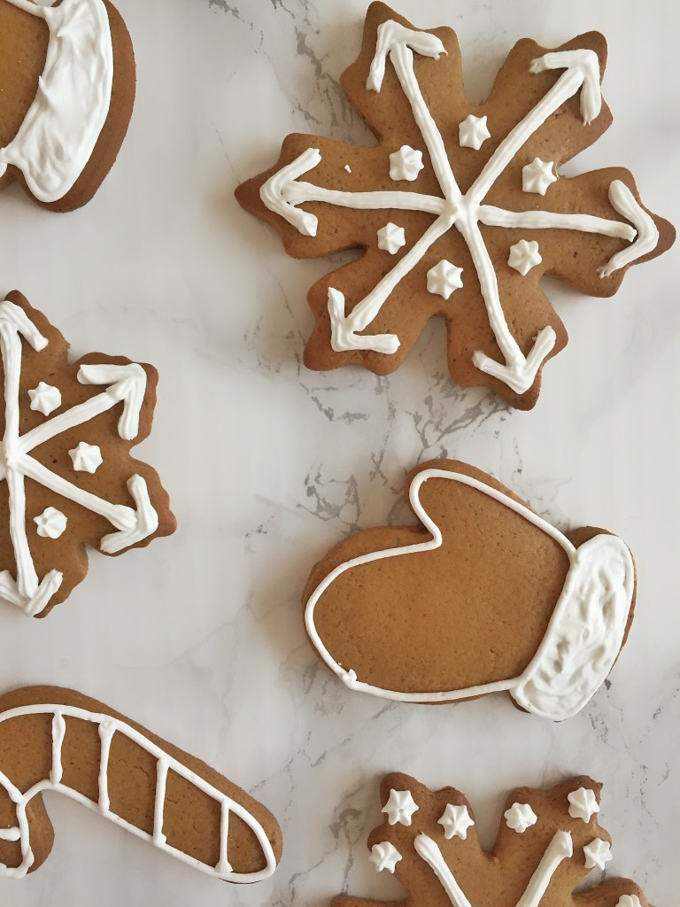 Chinese 5 Spice Gingerbread Cookies